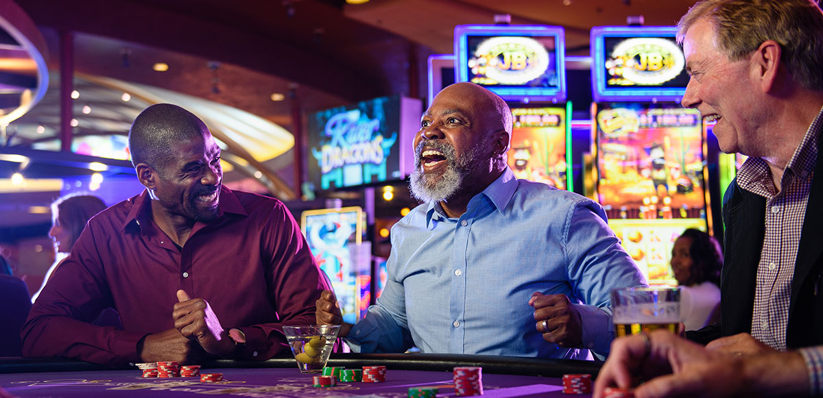 Ten Places To Search For A Casino
