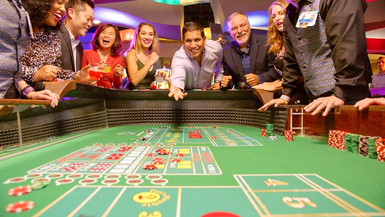 Using 7 Gambling Tips Methods Like The professionals