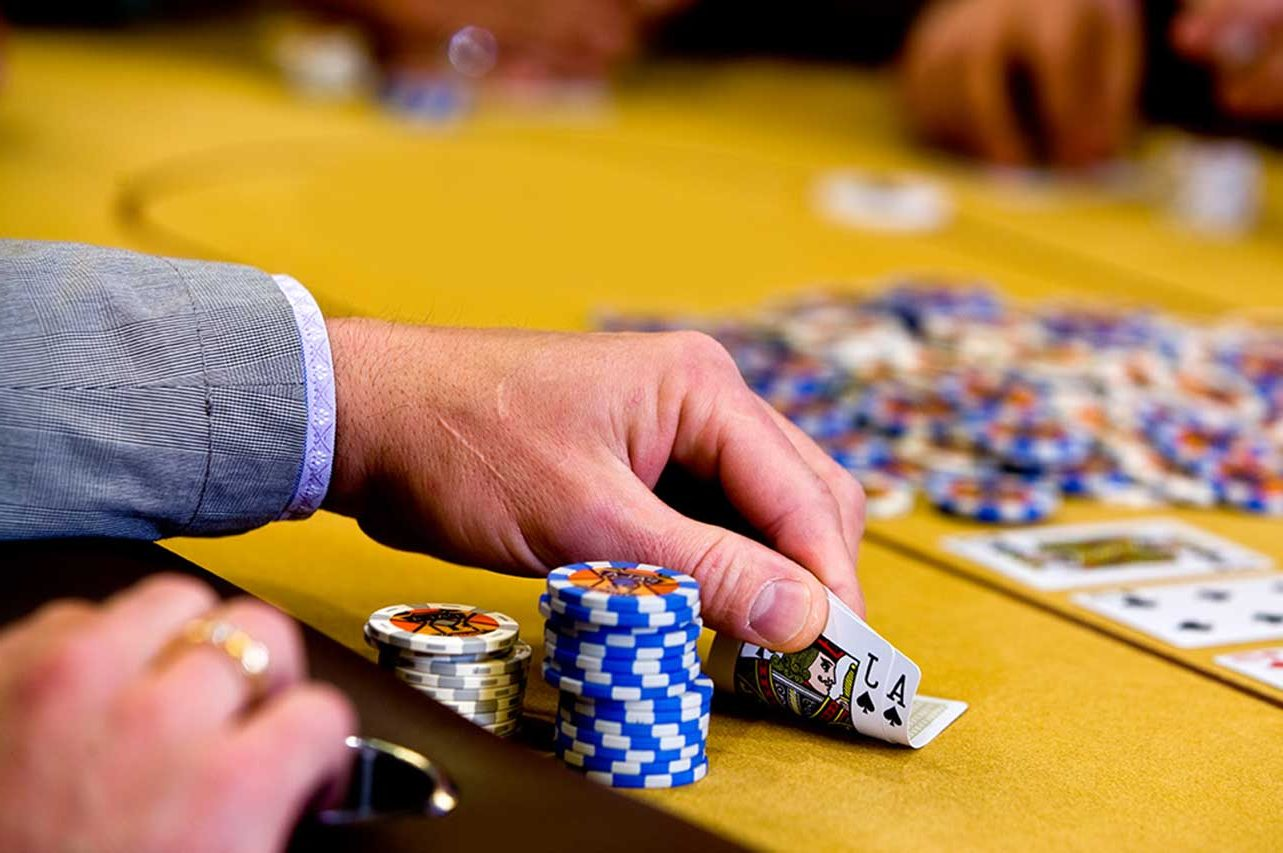 Grasp The Art Of Gambling With These 5 Ideas