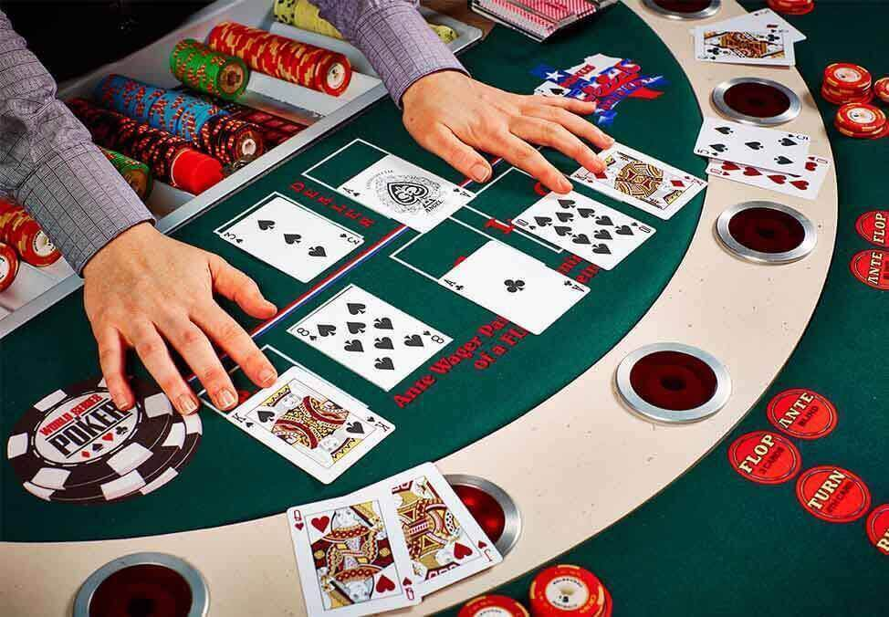 Five Fb Pages To Observe About Online Casino